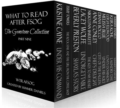 Gemstone Collection Gc 22 starangels reviews book blitz what to read after fsog