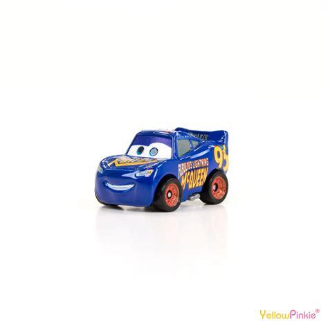 Disney Cars 3 Mini Racers Blind Bag 01 Lightning Mcqueen disney pixar cars 3 mini racers blind bag choose your