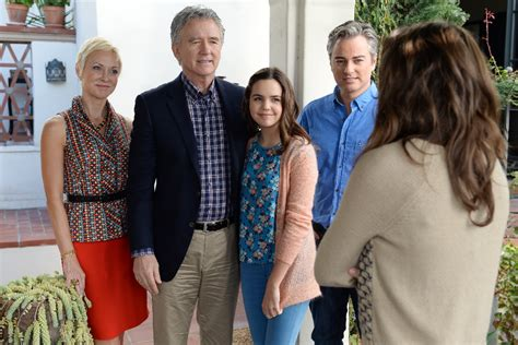 patrick duffy the fosters mia cottet patrick duffy bailee madison kerr smith