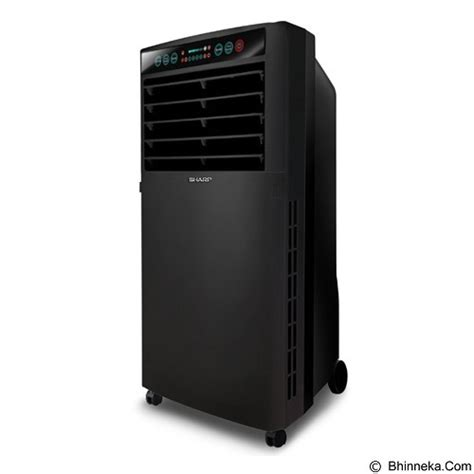 Ac Portable Bhinneka jual sharp air cooler pj a77ty b black murah