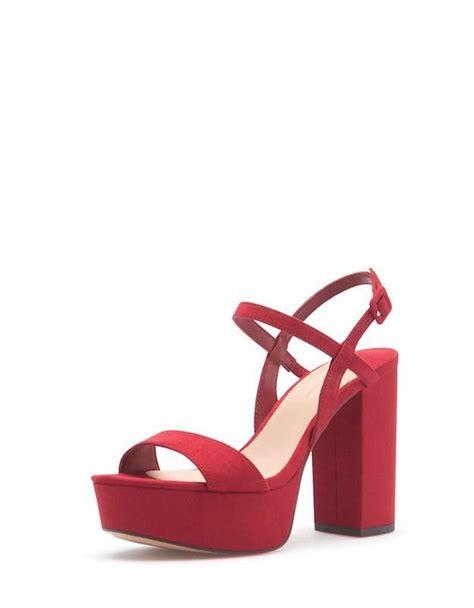 imagenes de sandalias rojas stradivarius colecci 243 n calzado y complementos primavera