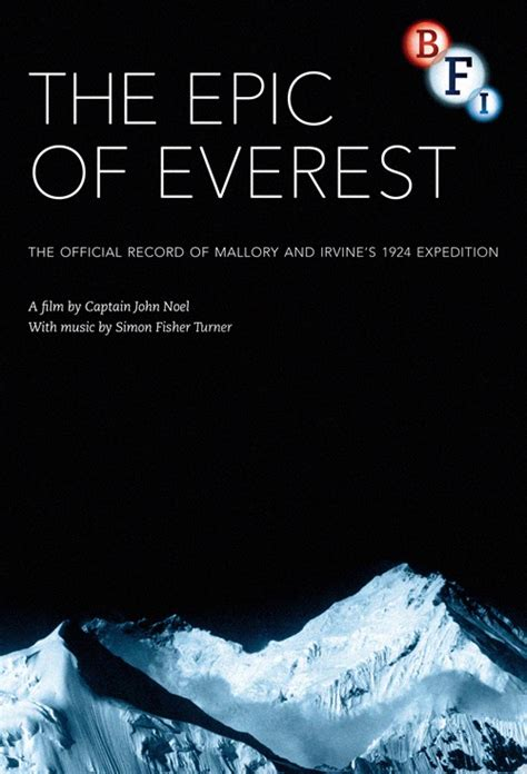 Movie Poster For The Epic Of Everest Flicks | movie poster for the epic of everest flicks co nz
