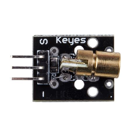 ky 008 laser diode module keyes ky 008 laser module electronics components