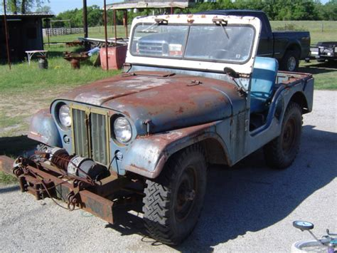 Buffalo Jeep 1952 M38a1 Willys Jeep Buffalo