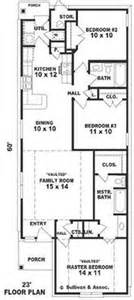 Long Floor Plans by Long Bungalow House Plans Home Design And Style