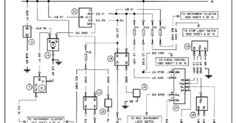 bmw e39 wiring diagram free bmw automotive