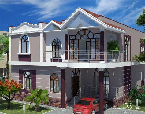 3d Houses For Sale house facade by irina silka on deviantart