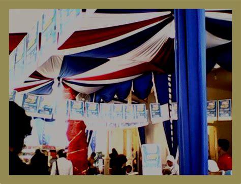 Tenda Biru persewaan alat pesta pernikahan dan tenda di kota