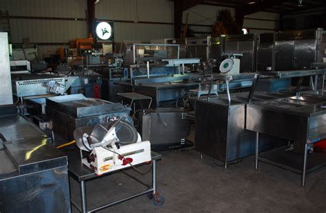 another truckload of used commercial restaurant equipment
