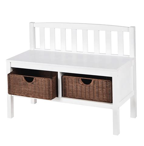 entryway baskets white entryway bench with baskets home design ideas