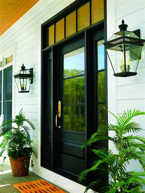 20 Stunning Entryways And Front Door Designs Hgtv Front Door Entryway Ideas