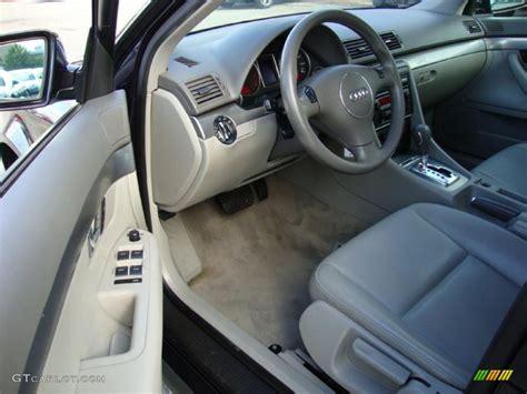 2002 Audi A4 Interior by Beige Interior 2002 Audi A4 1 8t Quattro Avant Photo