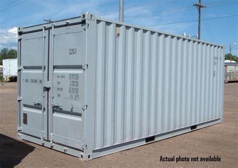 conex storage containers 20gp ymlu2962938 conex box 2 go