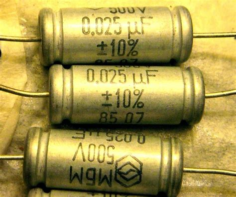 russian capacitor review 025uf tone capacitor russian nos specs tested 2 reverb