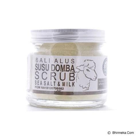 Scrub Bali Alus jual bali alus domba sea salt murah bhinneka