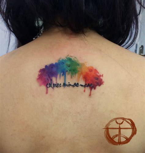 watercolor tattoo istanbul koray karag 214 zler artist koray karag 214 zler