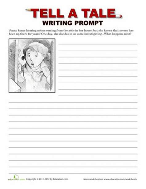5th Grade Writing Worksheets by The World S Catalog Of Ideas