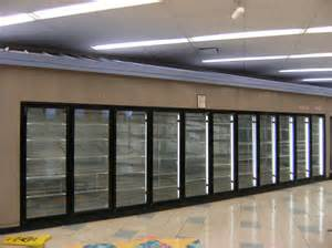 used glass door freezer for sale convenience store cooler www galleryhip com the