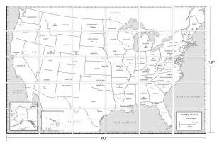united states map with states free printable best photos of blank usa map usa blank map united states