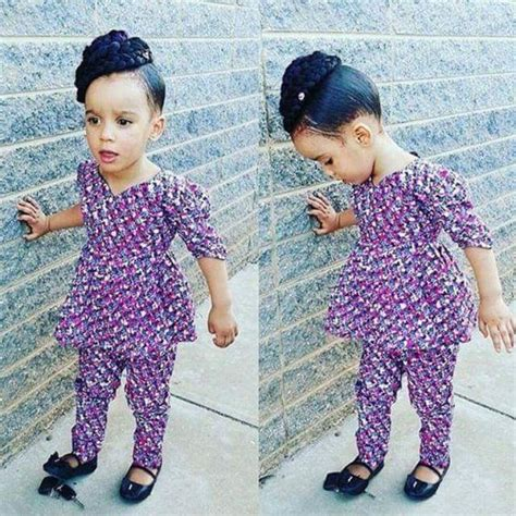 nigerian native styles for children check out this beautiful ankara style for your child