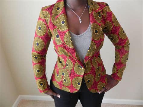 nigerian ankara jackets african ankara jackets