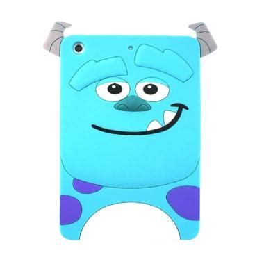Softcase 3d Sulley Oppo F1 jual silicon 3d kartun karakter sulley softcase