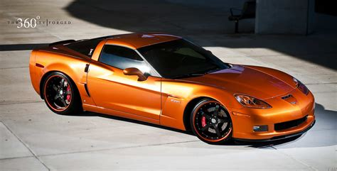 orange sports cars burnt orange corvette for sale autos post
