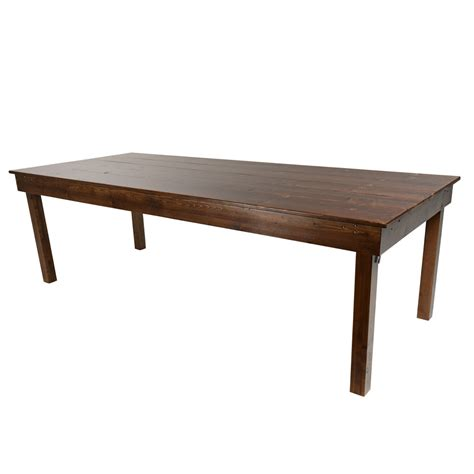 table in napa napa 8 x 40 quot table event rents