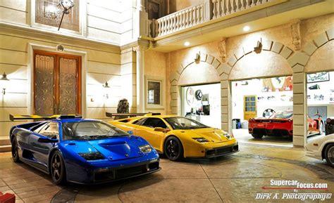 Lamborghini Garage Lamborghini And Garage