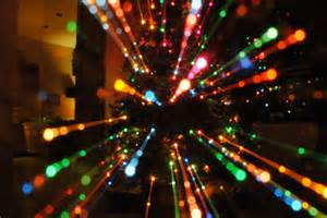 20 dazzling christmas light painting pictures