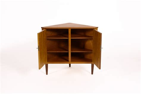 mid century modern corner cabinet mid century modern wooden bar cabinet with door and