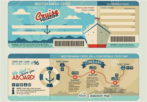 ticket to ride card template dinner cruise invitation template templates resume