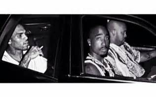 chris brown photoshopped car tupac amp suge knight night pac murdered
