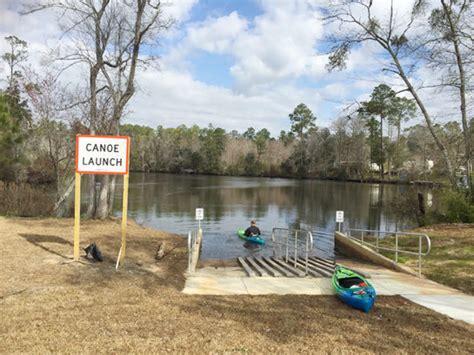 canoe beach boat launch wilson b robertson boat and kayak launch outdoor gulf