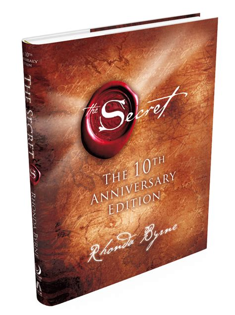 secret book the secret 10th anniversary edition the secret