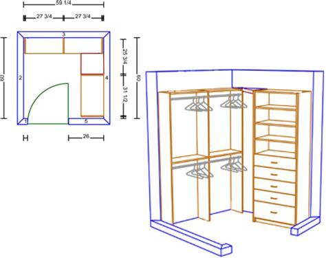 Bedroom Closet Construction Walk In Closet Construction Plans Interior Exterior