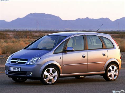 Opel Meriva by автомобиль Opel Meriva все модификации и их характеристики