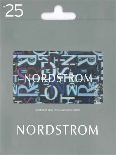 Nordstrom Gift Card - top 5 christmas gift cards for her boldlist