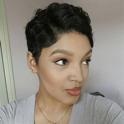 how to hair short hair archives page 2 of 5 elizabeth k 17 best images about straight natural hair styles on