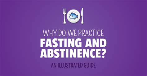 gallery    practice fasting  abstinence