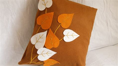 How To Design Pillow Covers - cushion cover ideas decorative throw pillows