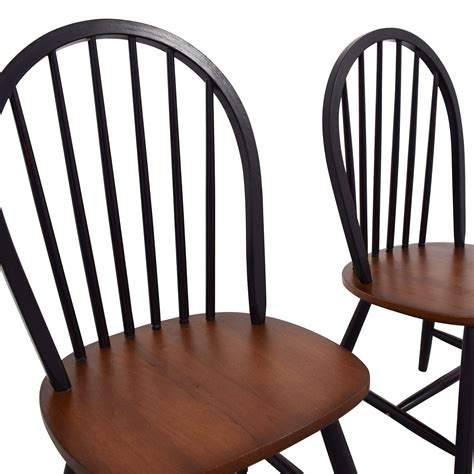 two tone dining chairs 83 two tone wood dining chairs chairs