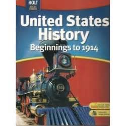us history book 8th grade holt