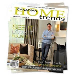 home trends magazine debbie evans interior design consultant west vancouver
