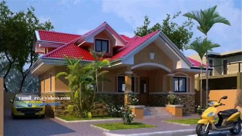 one storey house modern one storey house design in the philippines