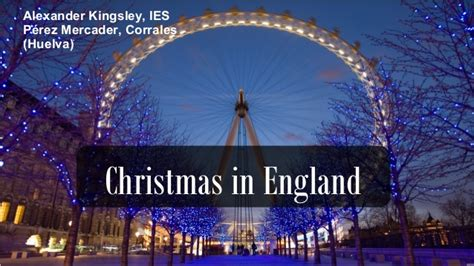 images of christmas in england christmas in england