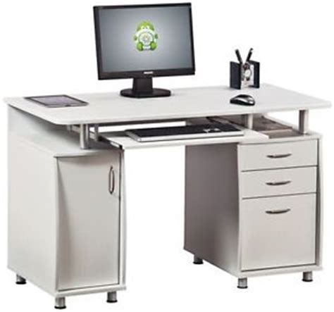 Emperor Computer Desk Piranha Emperor Computer Desk With A4 Suspension Filing Drawer Home Office Pc 2s