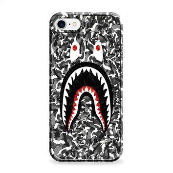 Iphone 8 Plus Bape Shark Camo Pattern Hardcas best bape iphone 6 products on wanelo