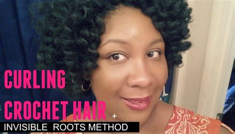 best hair to use for crochet braids 2015 pre curling crochet braiding hair invisible roots method