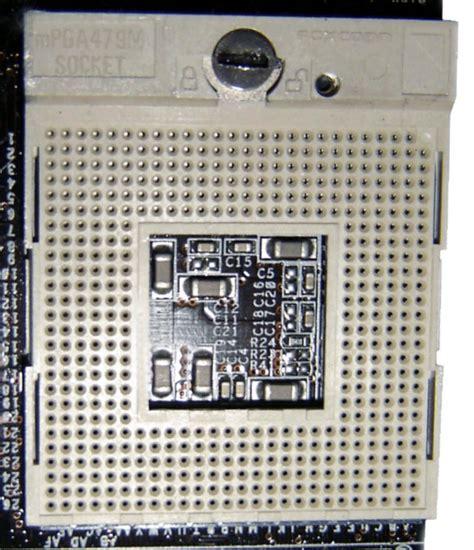 sockel 479 cpu socket 479